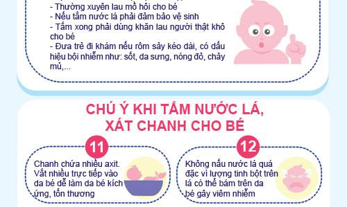 "infographics: ""xu bay"" rom say mua he cho be - 6"