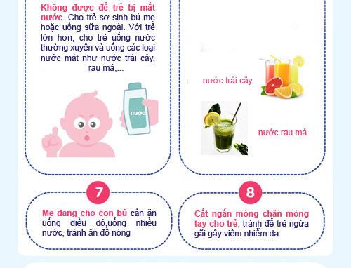 "infographics: ""xu bay"" rom say mua he cho be - 4"