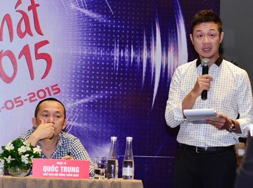 bai hat viet 2015 chinh thuc duoc khoi dong - 3