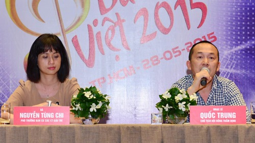 bai hat viet 2015 chinh thuc duoc khoi dong - 4