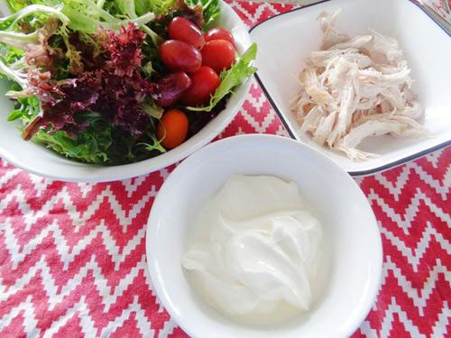 salad uc ga sot sua chua ngon ma khong beo - 1