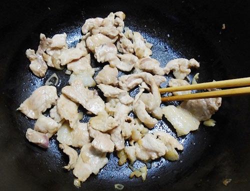 Măng xào thịt đơn giản mà ngon-5