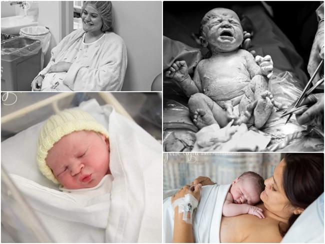Bộ ảnh sinh mổ này được thực hiện bởi nhiếp ảnh gia ngườiNew Zealand Keri-Anne Dilworth. 'Nếu bạn không biết một ca sinh mổ diễn ra như thế nào? Nếu bạn vẫn nghĩ rằng sinh nở thật kinh khủng? Hãy xem những bức ảnh này, bạn sẽ thấy sinh nở thật thiêng liêng, ý nghĩa và rất đẹp.', nữ nhiếp ảnh gia chia sẻ.
