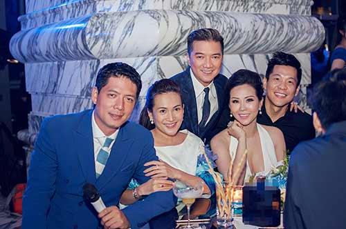 Hoa hậu Thu Hoài gợi cảm bên Mr Đàm-5