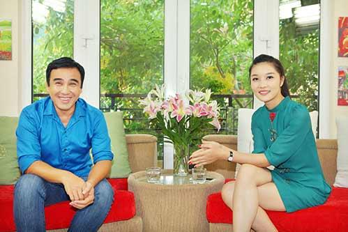 MC Quyền Linh hết lời khen ngợi Triệu Thị Hà-4