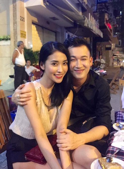 Hương Tràm nấu ăn cho Cao Thái Sơn sau tin đồn kết hôn-4