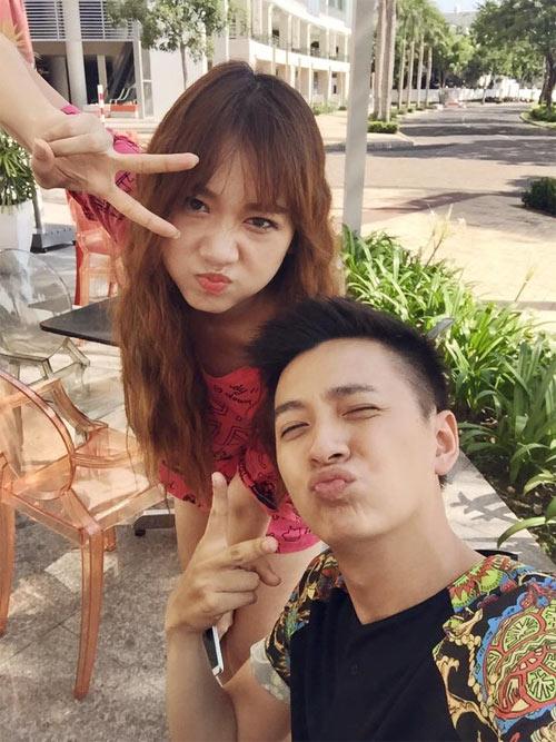 Hương Tràm nấu ăn cho Cao Thái Sơn sau tin đồn kết hôn-13
