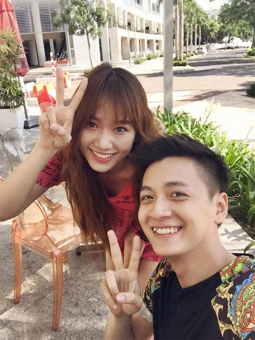 Hương Tràm nấu ăn cho Cao Thái Sơn sau tin đồn kết hôn-14