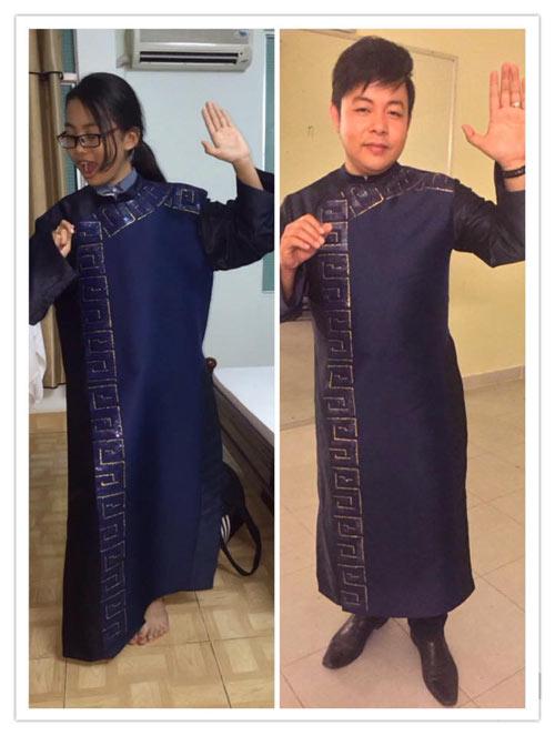 Hương Tràm nấu ăn cho Cao Thái Sơn sau tin đồn kết hôn-8