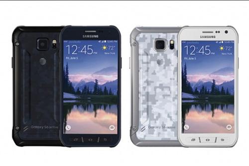 """galaxy s6 active: smartphone xau """"dien dao"""" cua samsung - 1"""
