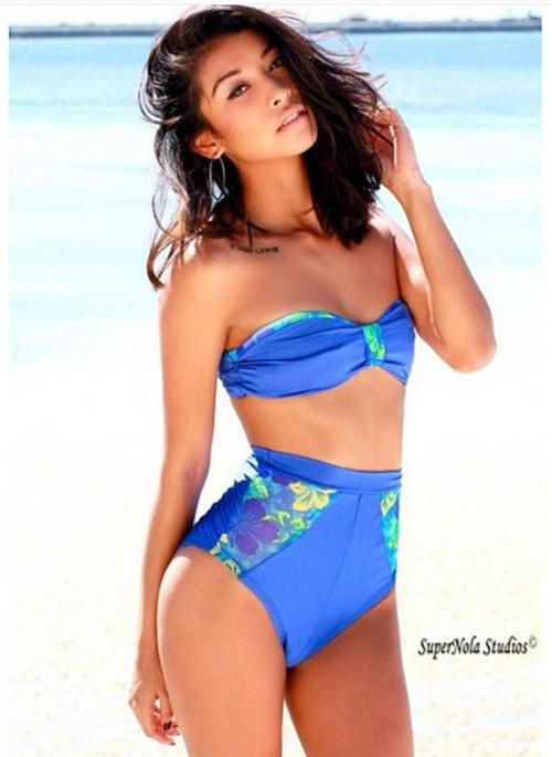 bikini xua tan mac cam cho ba me tung sinh mo - 8