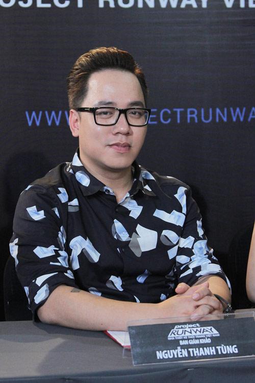 """tung leo tiet lo nhung pha """"gay can"""" cua project runway 2015 - 2"""
