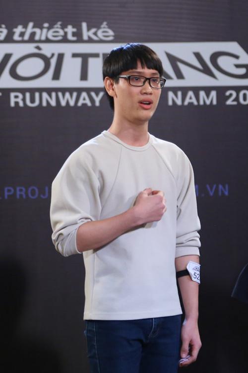 """tung leo tiet lo nhung pha """"gay can"""" cua project runway 2015 - 5"""