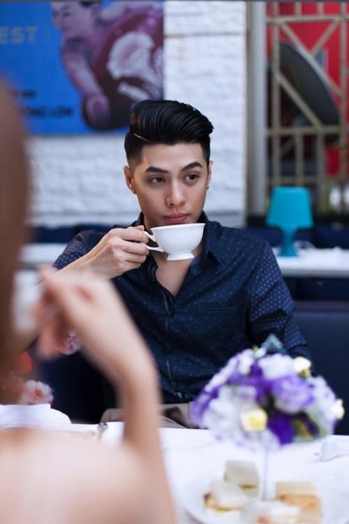 noo phuóc thịnh hẹn hò hotgirl 9x di cafe chièu - 2