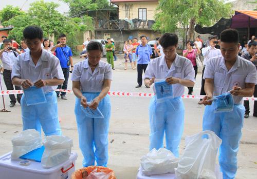can canh dien tap phong chong mers-cov tai ha noi - 1