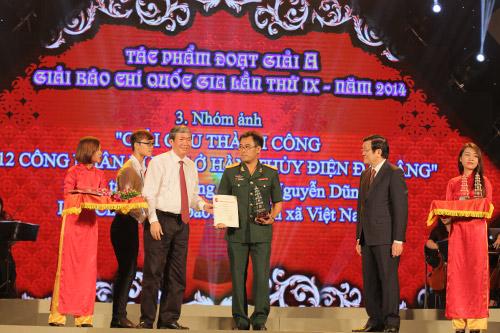 vinh danh 118 tac pham bao chi xuat sac nam 2014 - 6