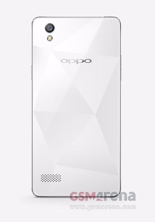oppo de lo smartphone mirror 5 voi nap lung hoa tiet kim cuong - 1