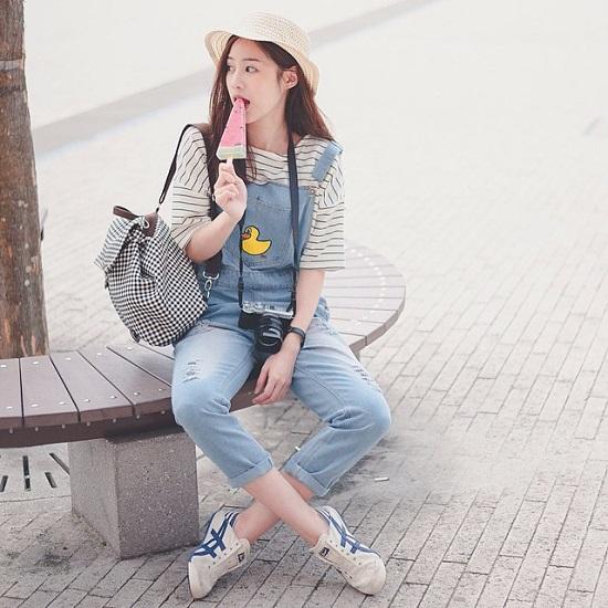 """hot girl thai lan """"xinh nhu mong"""" khien dan cu mang chao dao - 2"""
