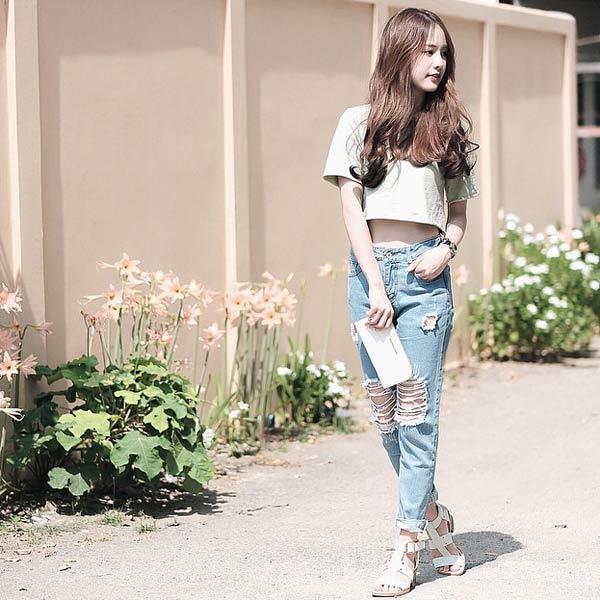 """hot girl thai lan """"xinh nhu mong"""" khien dan cu mang chao dao - 8"""