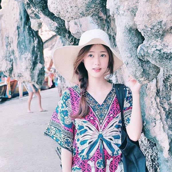 """hot girl thai lan """"xinh nhu mong"""" khien dan cu mang chao dao - 7"""