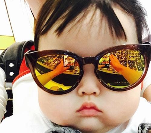 """thich thu voi cau be mat banh bao dang yeu """"khong doi thu"""" - 5"""