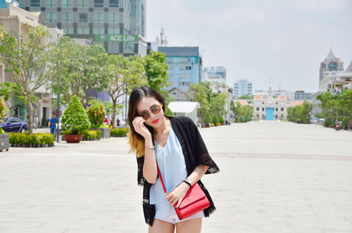 kham pha mot ngay cua beauty blogger viet - 4