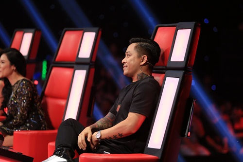 the voice 2015: my tam ne phuc chien luoc cua tuan hung - 2
