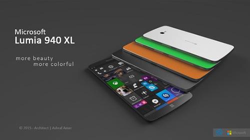 lumia 940 xl dung chip snapdragon 810 - 1