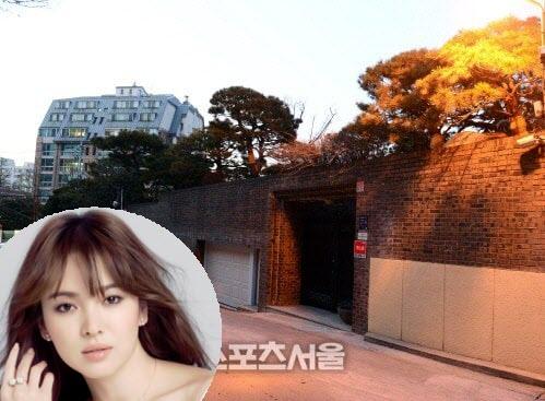 Song Hye Kyo, Jeon Ji Hyun dẫn đầu top sao Hàn mua nhà đắt nhất-4