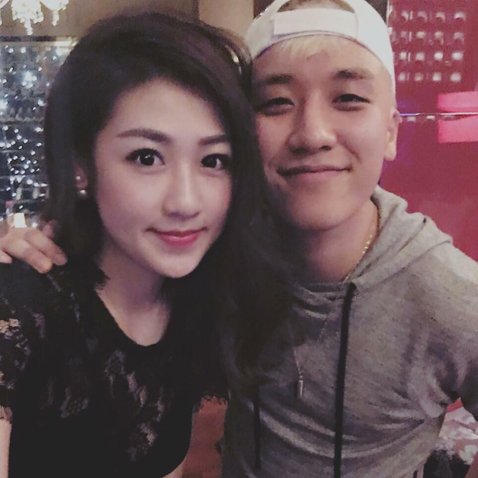 Á hậu Tú Anh khoe ảnh chụp cùng Seungri (Big Bang)-1