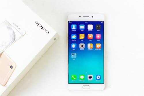 oppo f1 plus camera truoc 16mp sap ra mat - 1