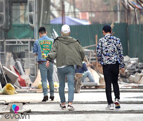 Seungri (Big Bang) thoát khỏi vòng vây fan trở về Hàn-8