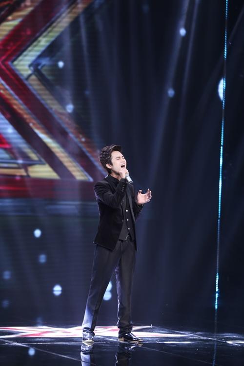 Gái xinh 1m76, chàng trai có mẹ ung thư phổi chinh phục X-Factor-4