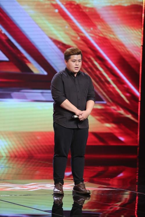 Gái xinh 1m76, chàng trai có mẹ ung thư phổi chinh phục X-Factor-12