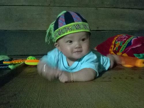 chu hao nhien - ad21854 - nhoc con tinh nghich - 2