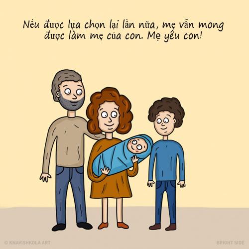 """9 dieu me khong bao gio """"tho lo"""" voi con - 9"""