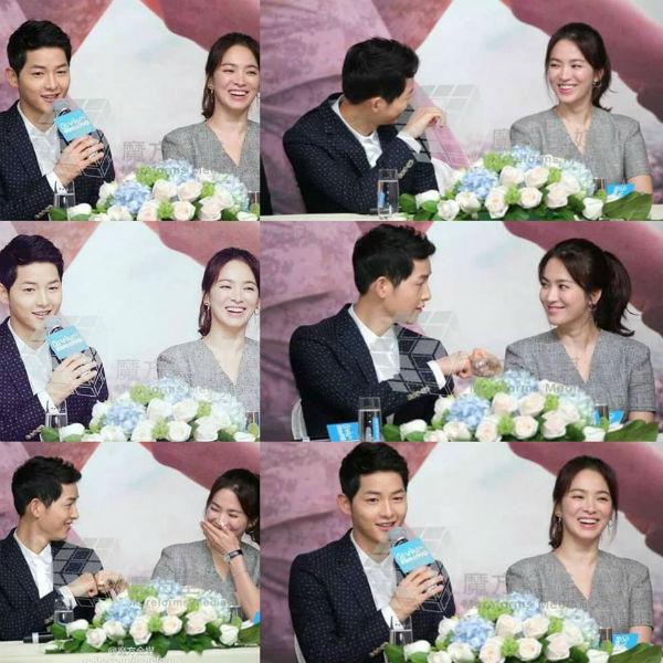 song hye kyo lan dau khoe anh song joong ki - 6