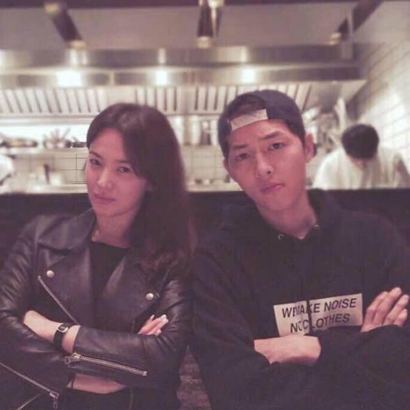 song hye kyo lan dau khoe anh song joong ki - 3