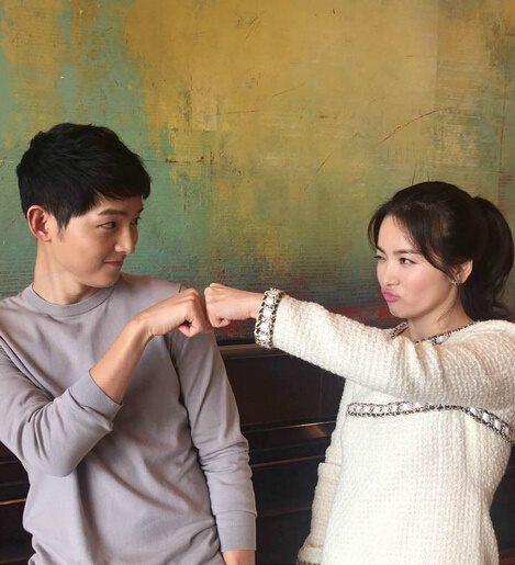 song hye kyo lan dau khoe anh song joong ki - 5