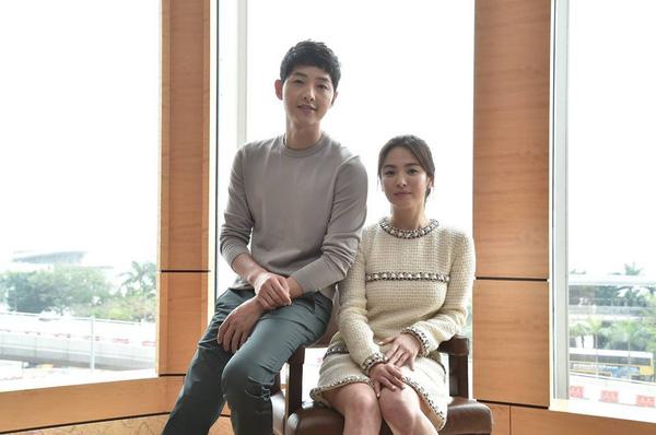 song hye kyo lan dau khoe anh song joong ki - 7