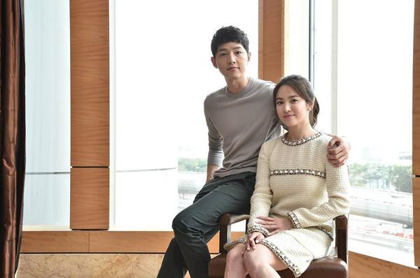song hye kyo lan dau khoe anh song joong ki - 8