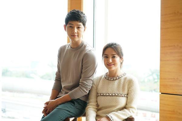 song hye kyo lan dau khoe anh song joong ki - 9
