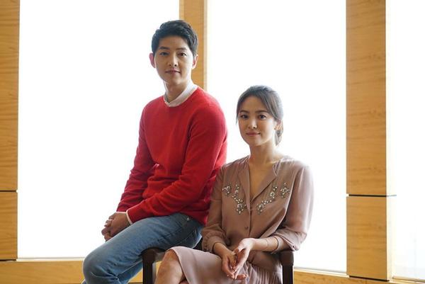song hye kyo lan dau khoe anh song joong ki - 10