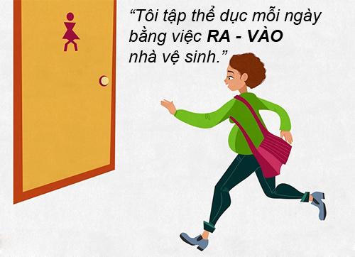 """nhung tinh huong """"cuoi ra nuoc mat"""" chi me bau moi hieu - 1"""