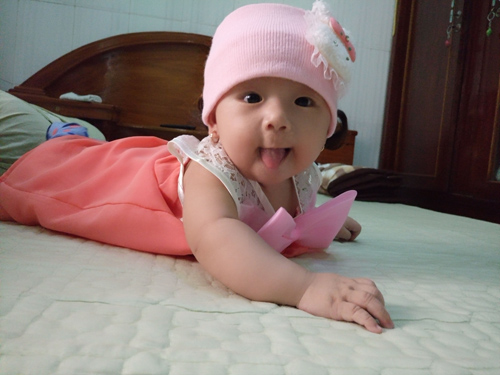 huynh khanh vy - ad22707 - nu cuoi keo ngot - 2