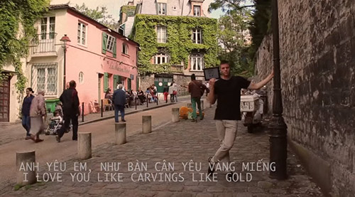 "chang ""trai tay"" cam bang ""anh yeu em"" di 7 nuoc de to tinh - 4"