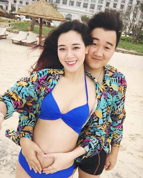 hotgirl doi dau chia se chieu bau bi tang can nhieu van dep - 5