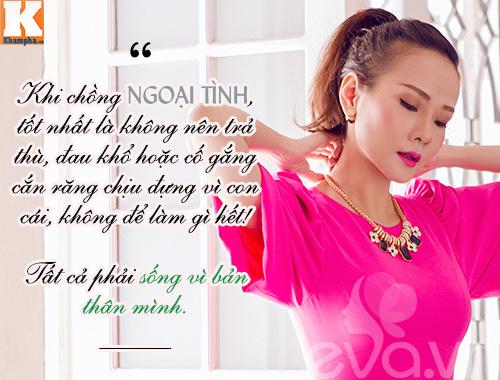 """duong yen ngoc: """"so yeu vi toan gap dau kho, phu phang"""" - 4"""