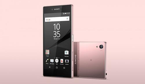 sony chinh thuc ra mat smartphone xperia z5 premium ban mau hong - 2