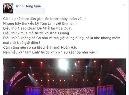 """hong que """"da xeo"""" phan bieu dien cua khanh my tai bnhv - 3"""